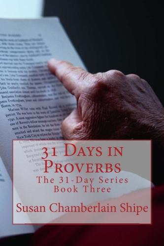 31 Days in Proverbs: Wisdom 101