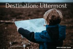 Destination: Uttermost