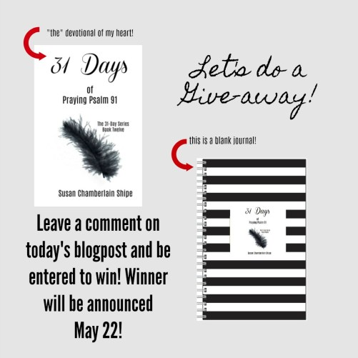 Comment on the blog to be entered!
