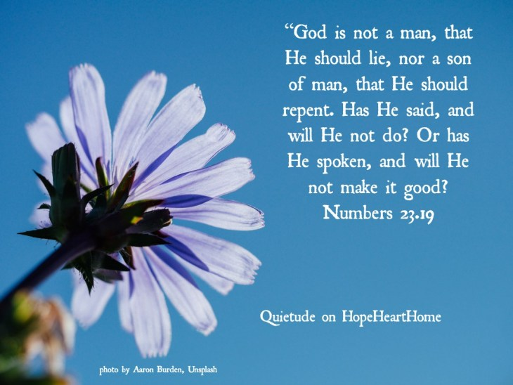 Quietude. Who Is God?