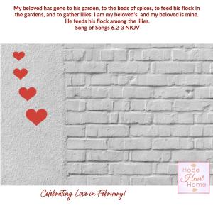 Celebrate Love in February!