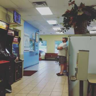 Life at the Laundromat