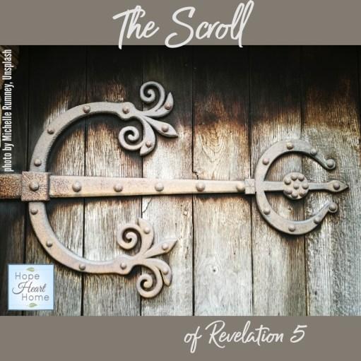 The Scroll of Revelation 5