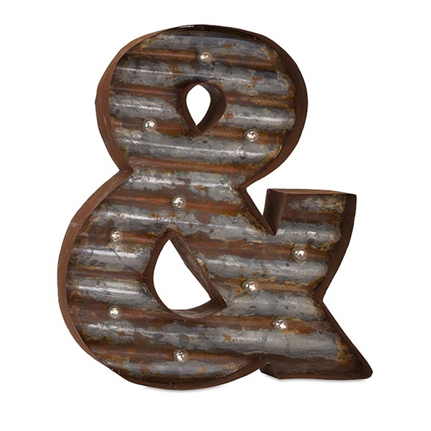 Imax 65331 Leah Lighted Ampersand Hope Home Furnishings