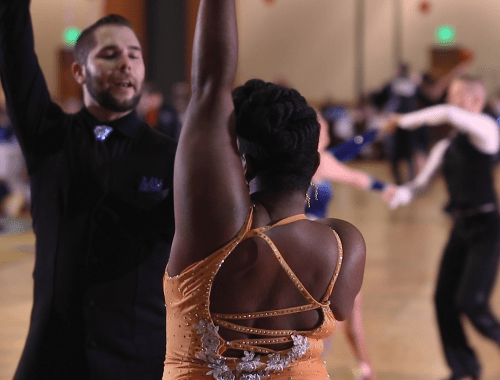 Kisha Bashkiharatee dancing