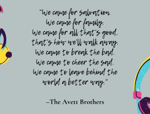 Avette Brothers - music