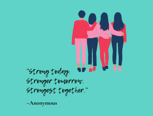 Strongest Together