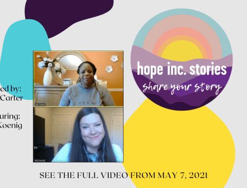 Share Your Story - Rin Koenig