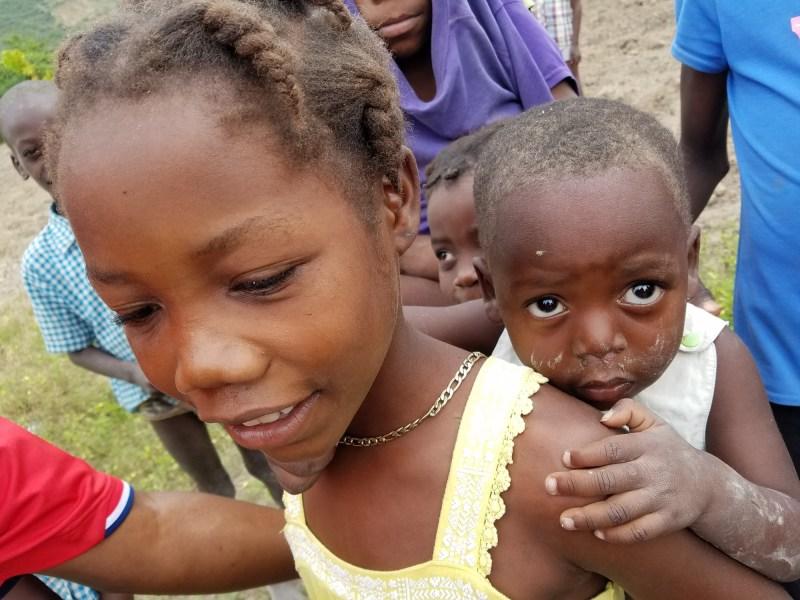 Savan Brule Children - 1