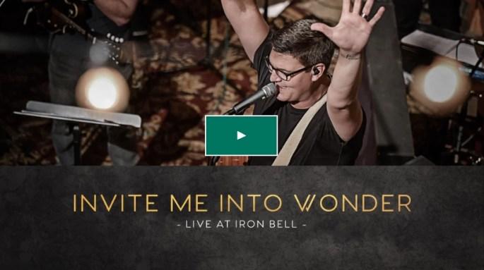 Curt Vernonr - INVITE ME TO WONDER