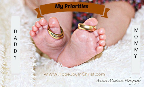 Daddy's Way Vs Mommy's way -which is best? [My Priorities Series]