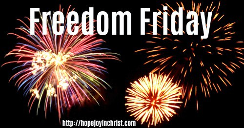 FreedomFriday Why We should pray for our Nation