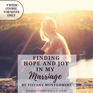 Reclaim joy in a christian marriage giveaway page finding hope and joy in my marriage online marriage course for wives only pinit fandeluxe Images