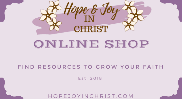 Hope Joy In Christ Online Shop #ChristianMarriageHelp #marriageResources #Marriagehelp #relationshipHelp #ChristianLiving