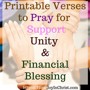 Verses to Pray for Growing Support Unity and Financial Blessing Small Square How to Fast and Pray In A Way that Pleases God - Powerful Strategic Prayer - Prayer and Fasting #Fasting #Fastingideas #Fastingscriptures #Fastingguide #fastingandprayer #FastingTipsPrayer changes everything #prayHard #PrayerQuotes #PleaseGod