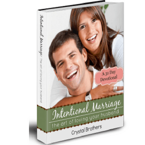 An intentional marriage means that you are making a choice every day to put him first, and to demonstrate your love. This ebook can help! 31 Daily readings, plus a bonus devotional to inspire to you keep going. Each daily reading includes a scripture with application to your marriage. #Communicationquotes #Communicationrelationship #Communicationskills #Communicationinmarriage #MarriageCommunicationTips #ChristianMarriage #BiblicalMarriage #RelationshipAdvice #MarriageHelp