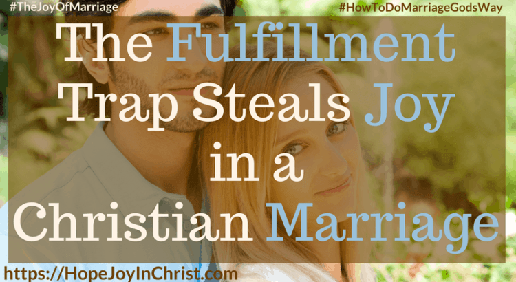 The Fulfillment Trap Steals Joy in a Christian Marriage FtImg #FulfillmentQuotes #findingFulfillment #FulfillmentRelationships 31 Ways to Reclaim Joy in a Christian Marriage #JoyInMarriage #MarriageGodsWay #JoyQuotes #JoyScriptures #ChooseJoy #ChristianMarriage #ChristianMarriagequotes #ChristianMarriageadvice #RelationshipQuotes