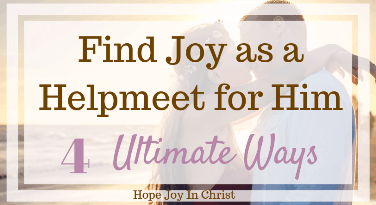 Biblical Marriage - Where Christian Wives find Hope and Joy