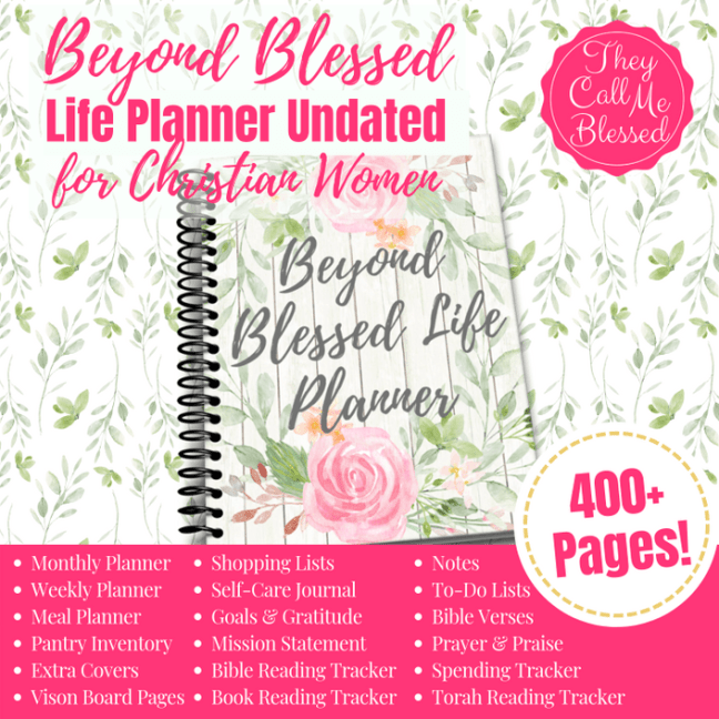 Blessed Life Digital Planner
