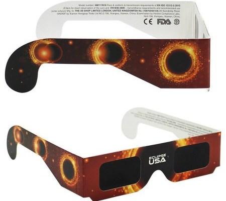 I got wait-listed for solar eclipse glasses