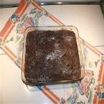 zucchini & chocolate cake