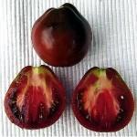 Tomato 'Japanese Black Trifele'