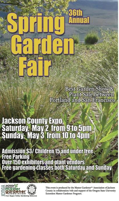 Spring Garden Fair