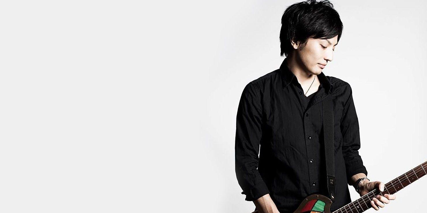 愛知県名古屋市大須のギター教室講師 楠本