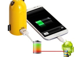 Android Battery Charge Facility