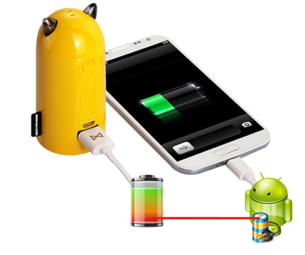 Android Battery Charge Facility & How Many Charge I Need to Root and Reset