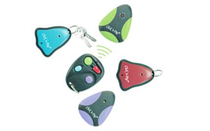 Click 'n Dig Tracker Gadget