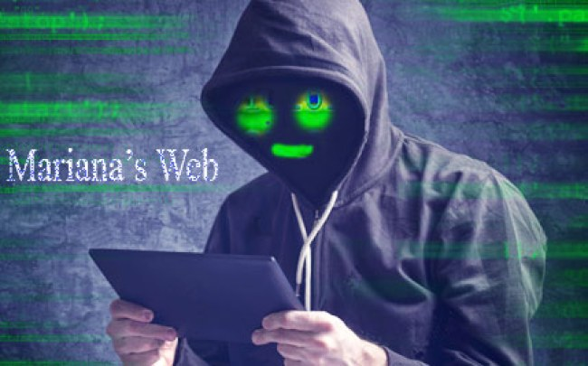 What is Mariana's Web? The Most Mysterious & Dark Place on the Internet