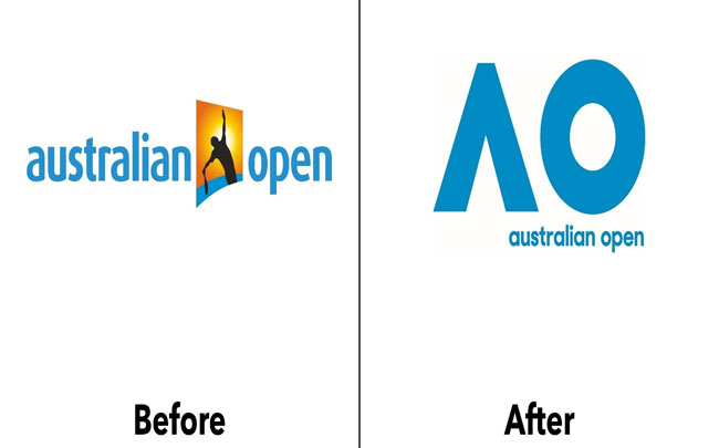 Creative Logo Design Ideas Australian Open