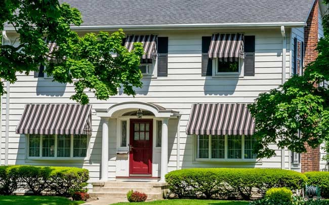 Get Awnings For Your Home