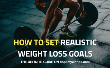 Set Realistic Weight Loss Goals