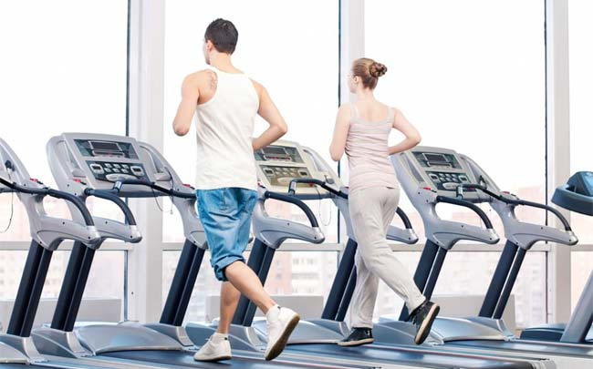 Get Fit on a Treadmill