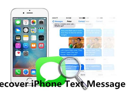 Recover Deleted Messages on iPhone