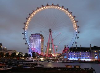 Visit London at Least Once