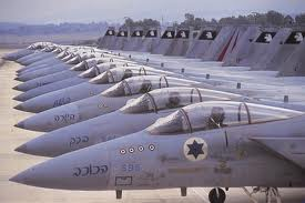 Israeli Airforce Jets
