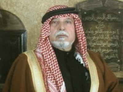 Sheikh Ahmad Adwan - photo source israelseen.com