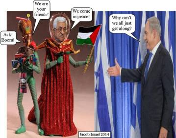 Palestinian Offer Of False Peace!