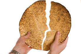The Broken Matzoh