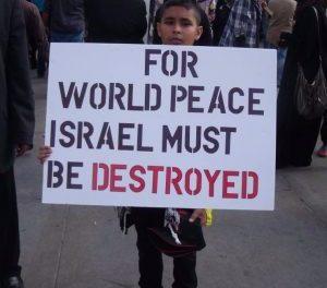 Anti-Semitism Promotes Murdering Jews