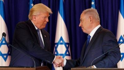 US Embassy Moving To Jerusalem