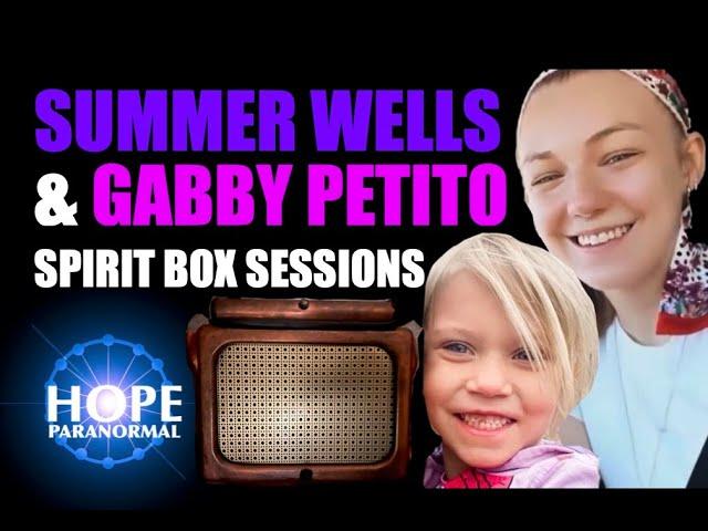 Gabby Petito & Summer Wells Spirit Box Video Thumbnail