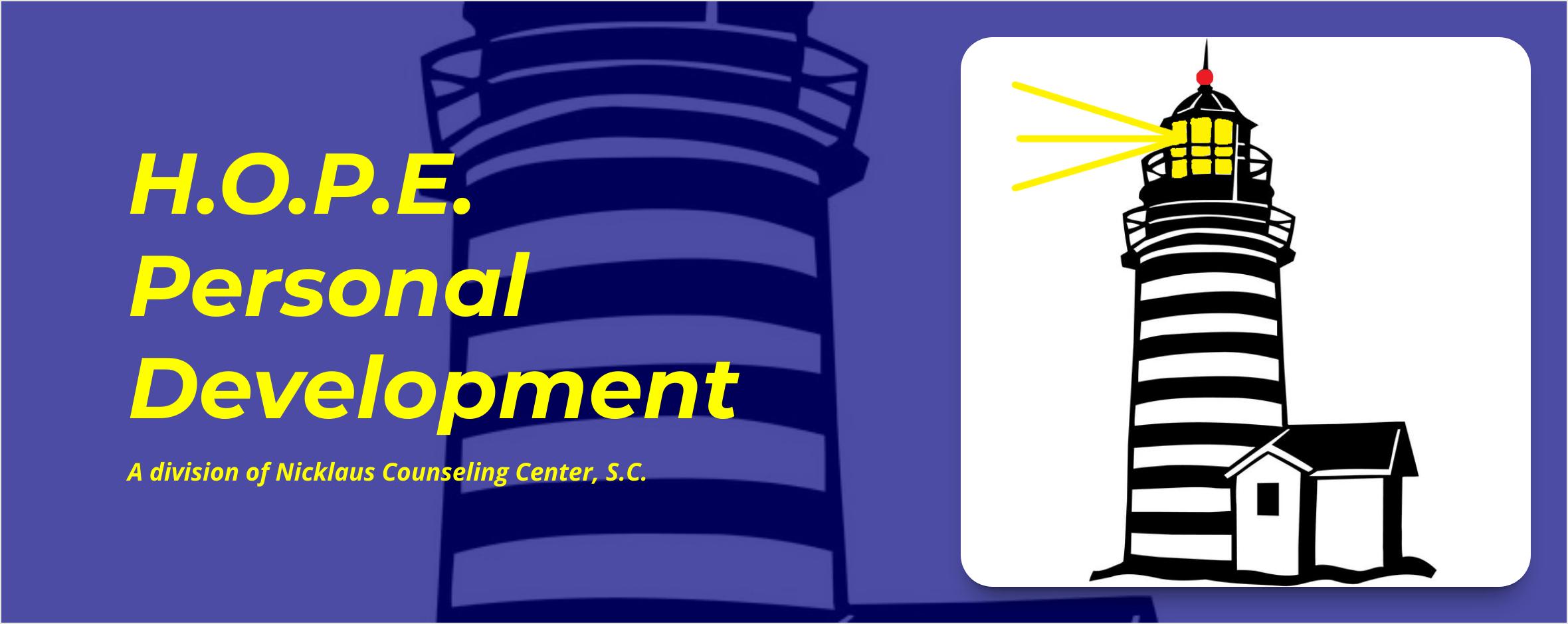 H.O.P.E. Personal Development