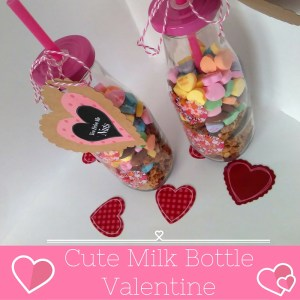 Cute Milk Bottle Valentine 2