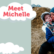 Meet Michelle - working at Hope's Home (2)