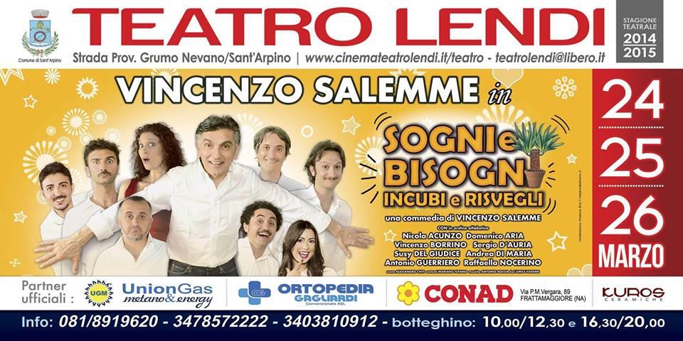 Vincenzo Salemme con