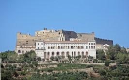 Castel Sant'elmo per stelle a metà del 15 Luglio 2015 (3)
